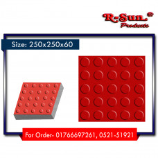RS-2525/60 (B25) Red